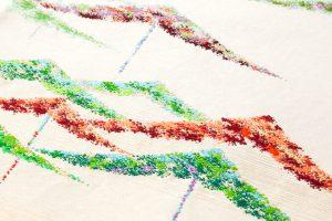 龍村光峯製 袋帯 「金銀彩松」のサブ2画像