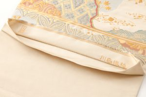川島織物謹製 本金箔本袋帯のサブ4画像
