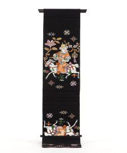 龍村平蔵製 袋帯 「人形手錦」のメイン画像