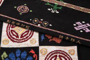 龍村平蔵製 袋帯 「人形手錦」のサブ4画像