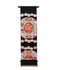 龍村平蔵製 袋帯 「赤絵満玉錦」のメイン画像