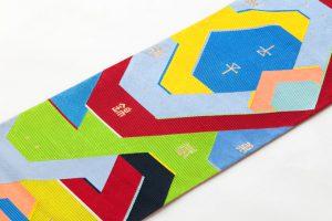 龍村平蔵製 袋帯 のサブ1画像