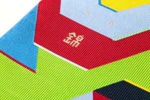 龍村平蔵製 袋帯 のサブ2画像
