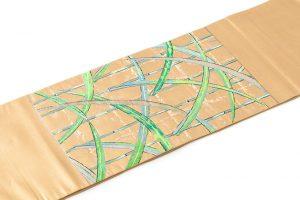 龍村平蔵製 袋帯 「国宝葭之図」のサブ1画像
