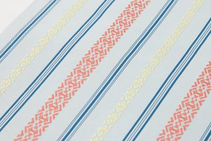 人間国宝 小川規三郎作 献上博多織八寸帯のサブ2画像