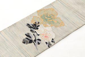 山鹿清華作 綴れ袋帯のサブ1画像