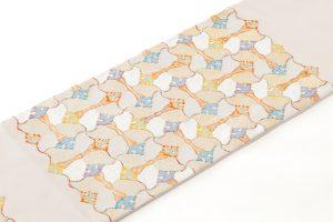 龍村平蔵製 袋帯 「宮嶋格子錦」のサブ1画像