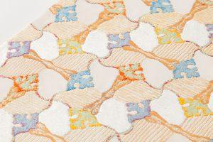 龍村平蔵製 袋帯 「宮嶋格子錦」のサブ2画像