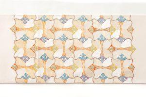 龍村平蔵製 袋帯 「宮嶋格子錦」のサブ3画像