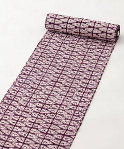 草紫堂謹製 南部紫根染 綿着尺のメイン画像