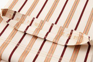 龍村平蔵製 袋帯 「日野間道」のサブ3画像