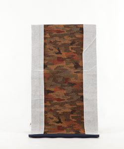 龍村平蔵製 丸帯 「御物樹皮色織緎御袈成裂」のメイン画像