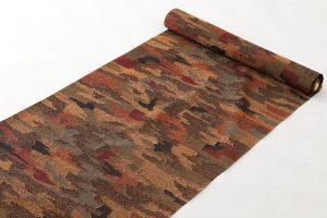 龍村平蔵製 丸帯 「御物樹皮色織緎御袈成裂」のサブ1画像