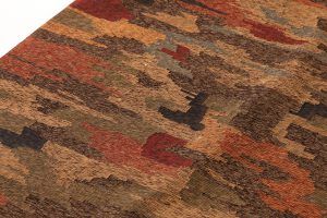 龍村平蔵製 丸帯 「御物樹皮色織緎御袈成裂」のサブ2画像