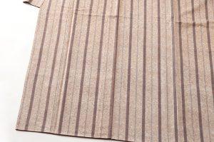 出羽の織座謹製 ぜんまい織着物 のサブ2画像