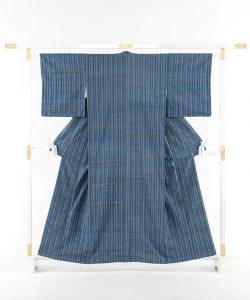 藤山千春作 紬着物のメイン画像