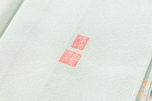 百貫華峰作 本加賀友禅訪問者のサブ5画像
