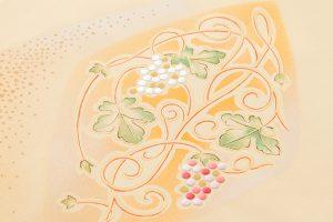 人間国宝 福田喜重作 刺繍塩瀬名古屋帯のサブ2画像