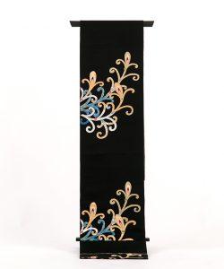 龍村平蔵製 袋帯 「天平羽衣錦」のメイン画像