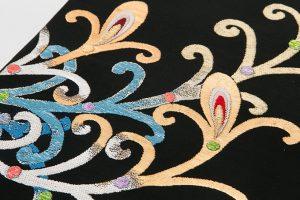 龍村平蔵製 袋帯 「天平羽衣錦」のサブ2画像