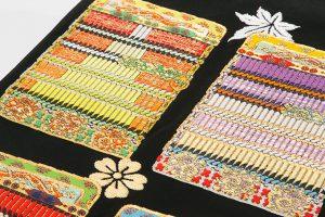 龍村平蔵製 袋帯 「威毛錦」のサブ2画像