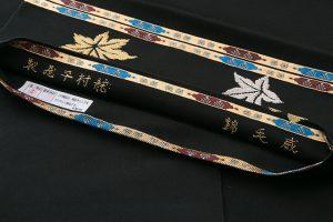 龍村平蔵製 袋帯 「威毛錦」のサブ4画像