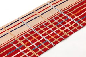 龍村平蔵製 袋帯「無名間道手」のサブ1画像