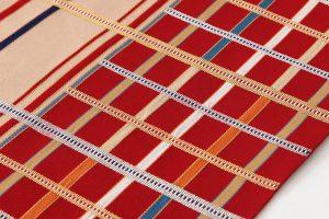 龍村平蔵製 袋帯「無名間道手」のサブ2画像