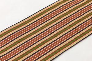龍村美術織物製 袋帯「間道吉草手」のサブ1画像