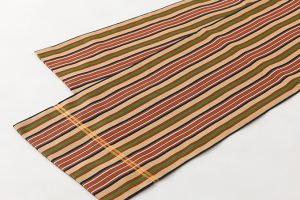 龍村美術織物製 袋帯「間道吉草手」のサブ2画像