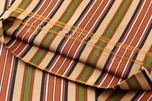 龍村美術織物製 袋帯「間道吉草手」のサブ4画像