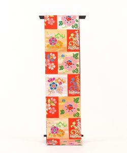 龍村美術織物謹製 袋帯「陽花元禄」のメイン画像