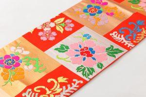 龍村美術織物謹製 袋帯「陽花元禄」のサブ1画像