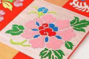 龍村美術織物謹製 袋帯「陽花元禄」のサブ2画像