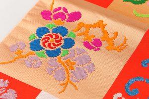 龍村美術織物謹製 袋帯「陽花元禄」のサブ3画像