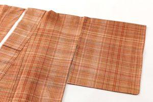 志村ふくみ作 紬着物「和染 手紬織」のサブ1画像
