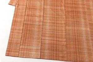 志村ふくみ作 紬着物「和染 手紬織」のサブ2画像