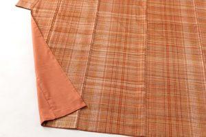 志村ふくみ作 紬着物「和染 手紬織」のサブ3画像