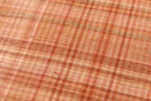 志村ふくみ作 紬着物「和染 手紬織」のサブ4画像