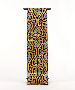龍村美術織物謹製 袋帯「立湧彩華」のメイン画像