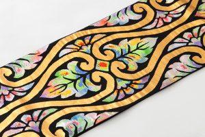 龍村美術織物謹製 袋帯「立湧彩華」のサブ1画像