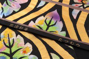 龍村美術織物謹製 袋帯「立湧彩華」のサブ4画像