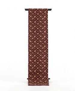 龍村平蔵製 丸帯「天平鳥襻文」のメイン画像