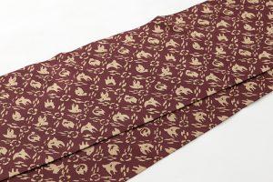 龍村平蔵製 丸帯「天平鳥襻文」のサブ1画像