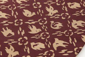 龍村平蔵製 丸帯「天平鳥襻文」のサブ2画像