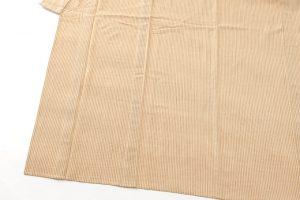 本場結城縮 単衣着物のサブ2画像