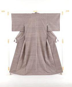 矢代仁謹製 手織紬のメイン画像