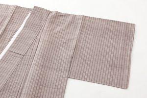 矢代仁謹製 手織紬のサブ1画像
