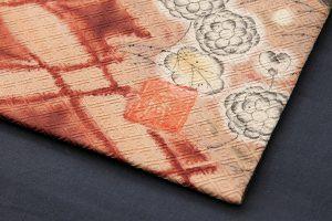 初代久保田一竹作 袋帯 「侘び」のサブ4画像