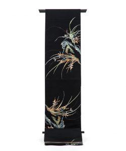 龍村平蔵製 袋帯「蘭香錦」のメイン画像